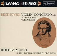 Violin Concerto in D, Violin Sonata No.9 in A Kreutzer