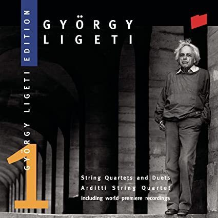 Ligeti Edition 1, String Quartets and Duets